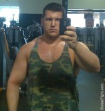muscle man self photo gym locker room pictures.jpg