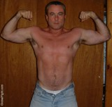 blue jeans wrangler shirtless cowboy stud muffin.jpg