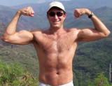brother hiking sweaty mountain climbing man.jpg