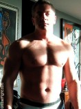 handsome muscleman sunlight cute posing.jpg