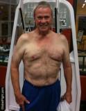 older hairy pecs chest man belly navel button.jpg