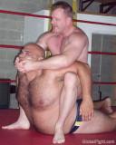 ruggedly handsome tough daddy tuff bear wrestlers.jpg