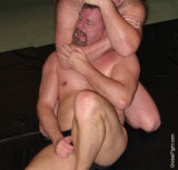 wrestler choking unconcious boxer lights knocked out.jpg