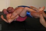 bearded wrestlers grapevine holds grabs wrestling pro mats.jpg