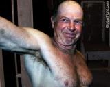 Older Man Bondage Gay Grandaddy Silverdaddies BDSM Redhead Bears