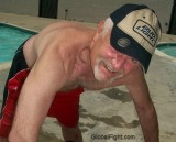 hot hairy redneck man swimming pool wet hairychest arms.jpg