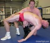 big daddies pro wrestling ring bears backbreakers.jpg