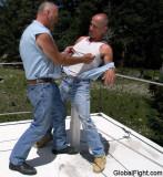 cowboys backyard tit torture wrestling pro ring.jpg