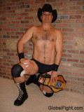 wrestling cowboy hot hairychest man wrestlers.jpg