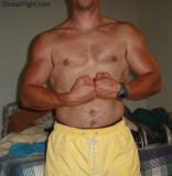 gay muscleman jock stud flexing biceps arms sweaty bodybuilder.jpg