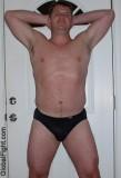 husband flexing posing bedroom daddies shirtless.jpg