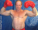 boxer daddy bear double biceps posing flexing.jpg