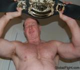 daddie wrestler championship wrestling pro belt.jpg