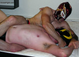 hairy armpits studly studs wrestling bedroom.jpg