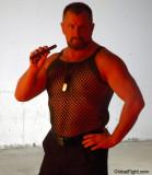 muscleman tanktop mesh cig smoking jock dad.jpg
