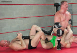 a 3way pro wrestling hunks tagteam action photos.jpg