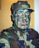 a gay mans war face painted camoflauge pictures.jpg