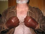 polarbear silverdaddie wearing leather gloves.jpg