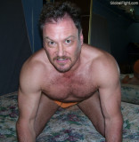 gay hairybear daddy bent over doggy style bed pics.jpg