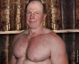 husky irishman cowboy daddy ranch barn.jpg