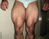 huge muscular big thick hairylegs thighs pictures.