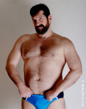 very handsome daddybear hairy pecs chest furry guy.jpg