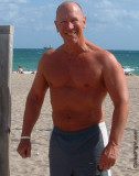 fit athletic muscleman beach posing hunky pics.jpg