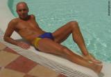 silverfoxy daddy lounging poolside sweaty suntanning men.jpg