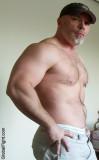 hairychest bodybuilder flexing arms pecs pics.jpg