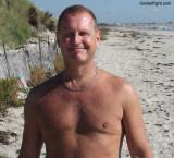 blond crewcut military daddy beach island vacation photos.jpg