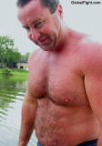 very hairy stomach hot dads belly button navel pictures.jpg