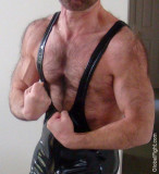 leather master daddies flexing hairy muscles jocks biceps.jpg