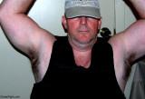 hunky man flexing arms hairy armpits dads pics.jpg