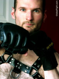 hot fighter wearing leather gloves gay boxing photos.jpg