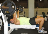musclejock lifting weights bench pressing photos gallery.jpg