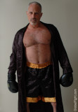 leather daddie boxing satin robe trunks gloves posed photos.jpg