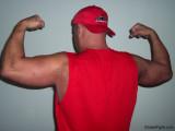 hairy shoulders pumped up jock flexing hugeguns.jpg
