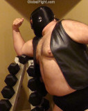 leatherdaddie workout gym big powerfull wrestler.jpg