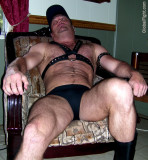 sexy leather gay muscledaddy sitting shirtless chair pics.jpg
