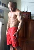 ripped large frame muscleman young jock flexing.jpg