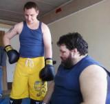 boxer stud lacing up boxing bearish dad.jpg