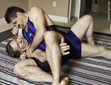 daddies grappling living room floor fighting match.jpg