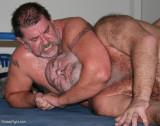 daddy bears fighting choke holds knocked unconcious.jpg