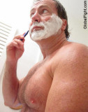 dads shaving bathroom candid pictures.jpg