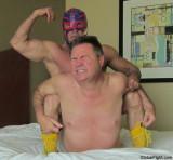 masked man wrestling middle aged hot daddy.jpg