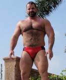 muscleman hairychest boardwalk walking.jpg