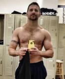 bearded jock boy showing off gym.jpg
