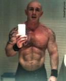 gay bodybuilder gym self pic mirror.jpg