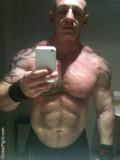 muscleman self portraits mirror pics.jpg