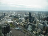 View from the 88th floor, Eureka Skydeck